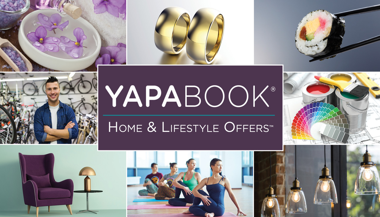 Yapabook Sample Booklet