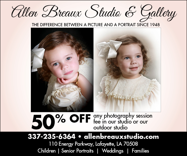 Allen Breaux Studio & Gallery